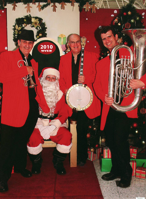 Roving Band Christmas